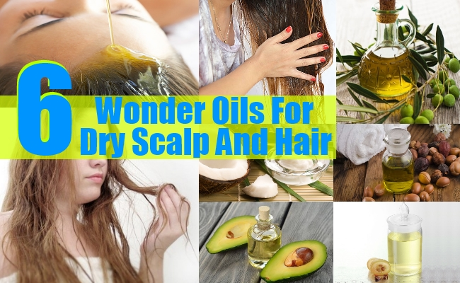 Oils For Dry Scalp And Hair