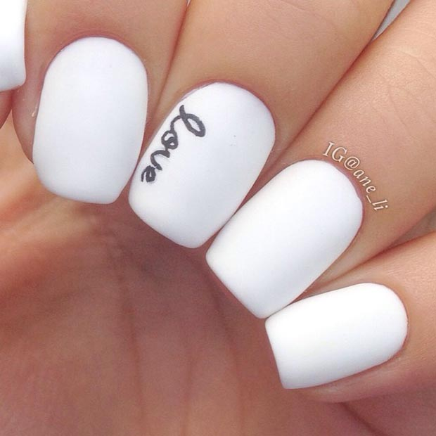 50 Best Black And White Nail Styles Beauty