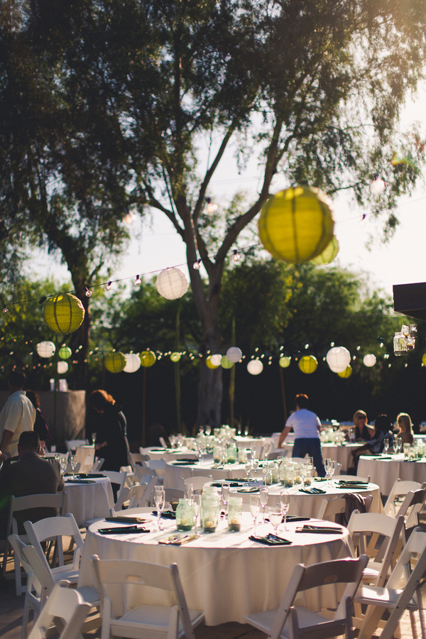 Green Outdoor Wedding Ideas