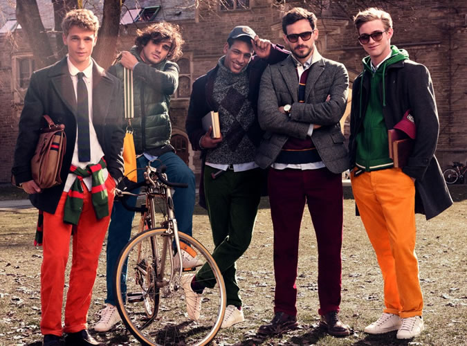 Cute Preppy outfits for men (8)