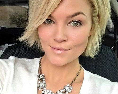 Greatest Quick Haircuts For Straight Fine Hair