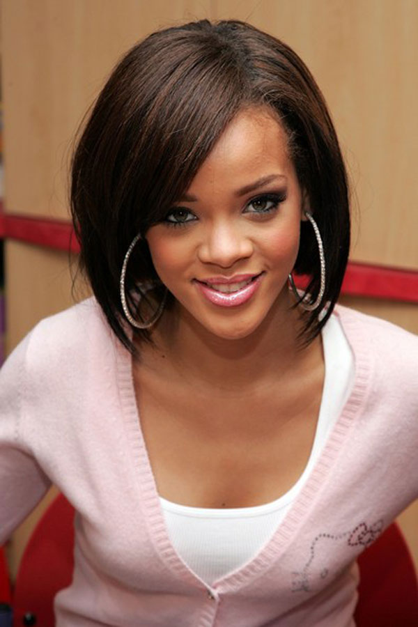 black women hairstyles for medium length hair