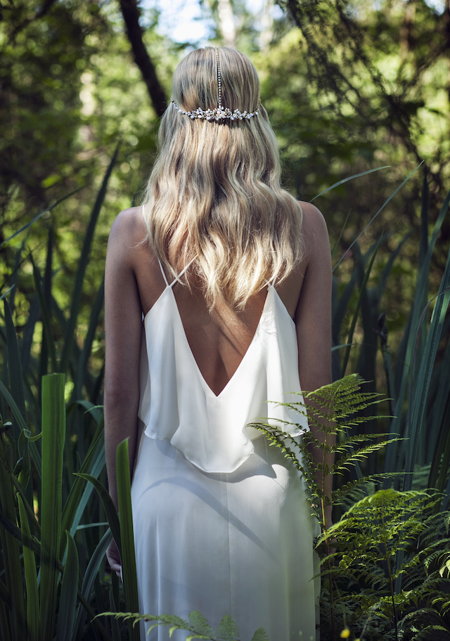 Headpiece by Olivia | see more on: http://burnettsboards.com/2015/03/olivias-label-wolf/