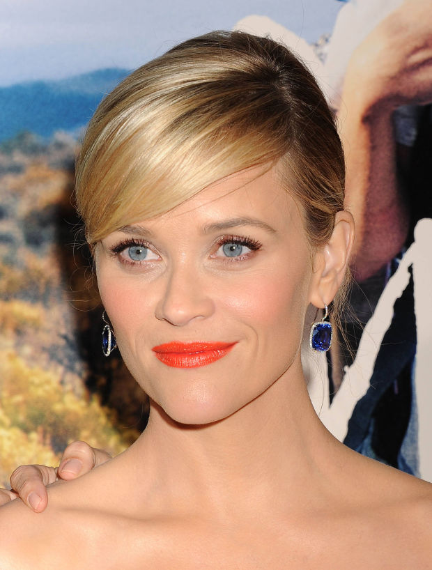 Reese Witherspoon at the 2014 premiere of 'Wild'.