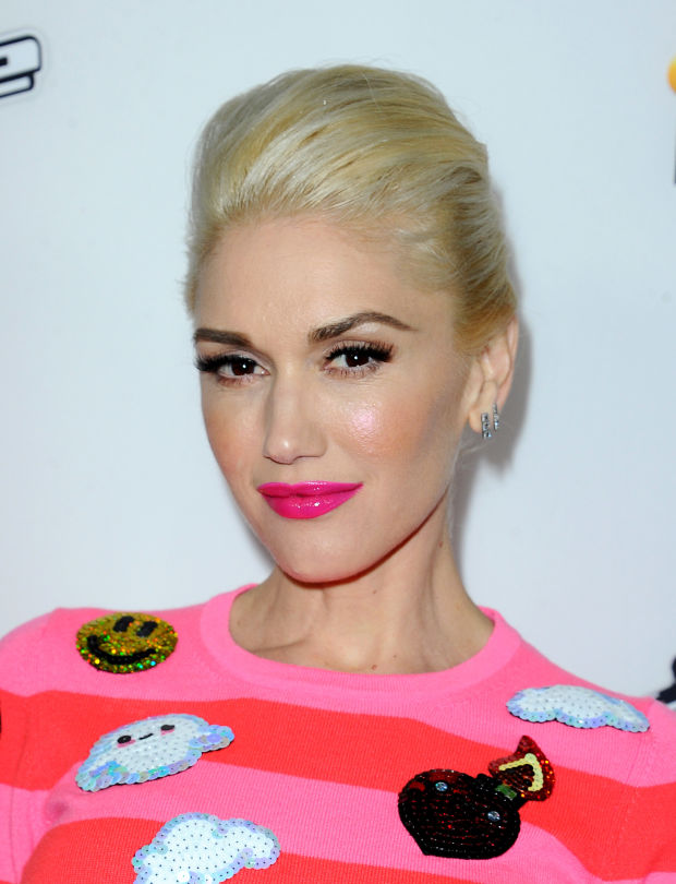 Gwen Stefani at a 2014 event for 'The Voice'.