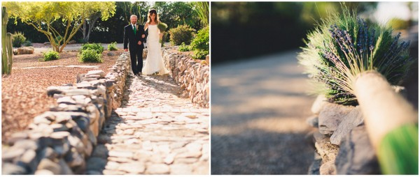 Arizona Outdoor Wedding