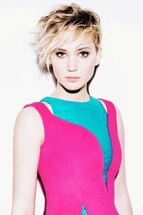 Jennifer Lawrence Pixie Cuts for Little Girls