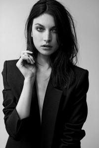 Jacquelyn Jablonski Black Hairs Color and Medium Hairstyles 2015