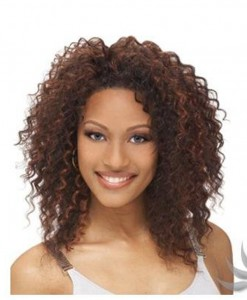 Weave Curly Hairstyles