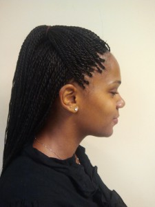 Hairstyles With Senegalese Twist