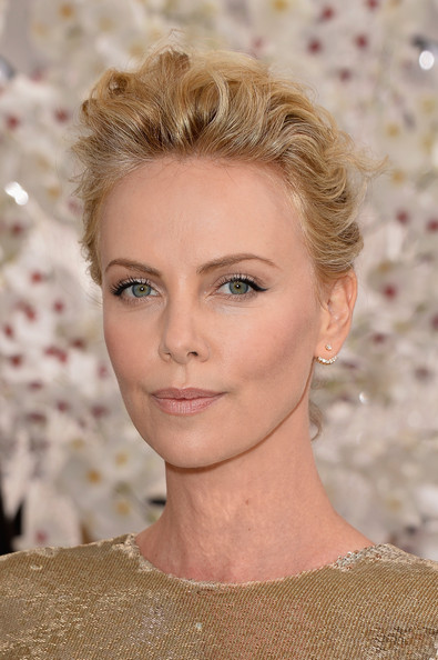 Charlize Theron Nude Look