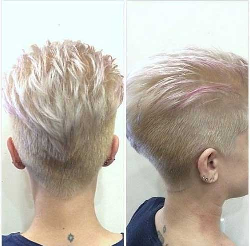 Undercut Hairstyles for Women