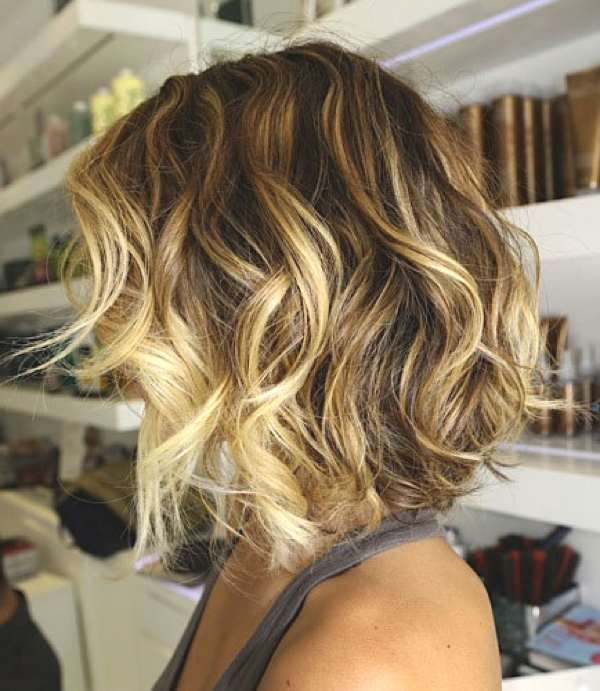 Ombre Style For Your Bob Haircut