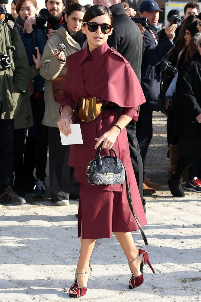 marsala outfit from head to toe Gorgeous Colors You Need to Add to Your Closet Right Now
