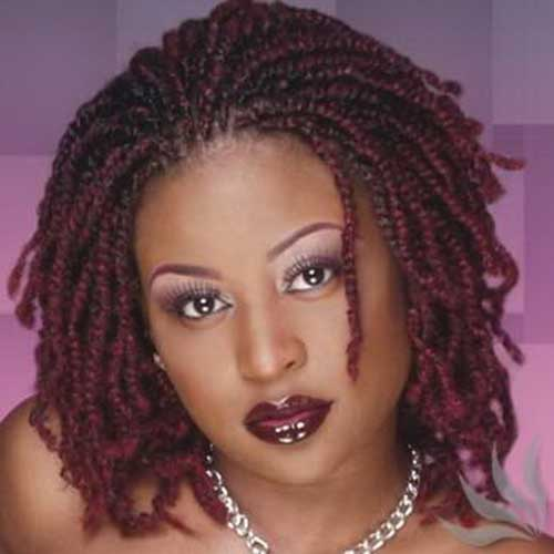African Hair Braiding Style for Black Women