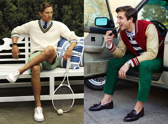 Cute Preppy outfits for men (7)