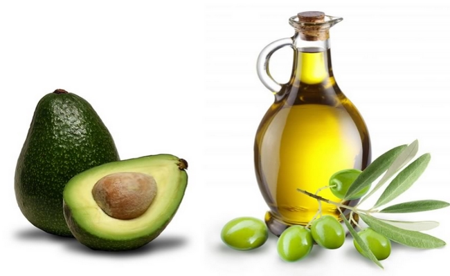 Avocado And Olive Oil Mask