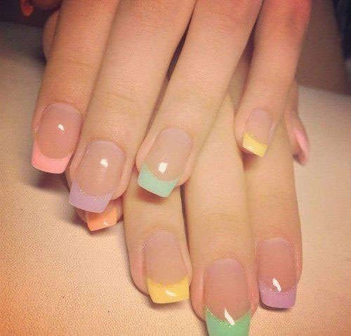 Cute Easter Gel Nail Art Designs Ideas Trends Stickers 2015 2 Cute Easter Gel Nail Art Designs, Ideas, Trends & Stickers 2015