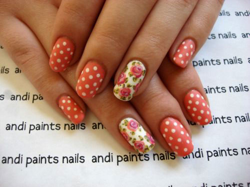 18 Best Spring Nail Art Designs Ideas Trends Stickers 2015 1 18 Best Spring Nail Art Designs, Ideas, Trends & Stickers 2015