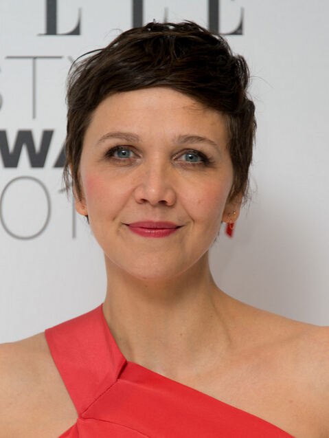 Maggie Gyllenhaal Short Hairstyle - Pixie Haircut for Fine Hair