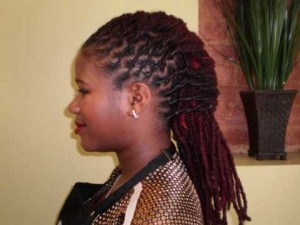Hairstyles For Sisterlocks