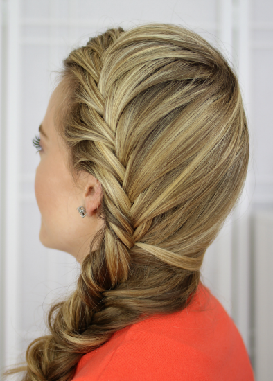 Exemplary French Braid