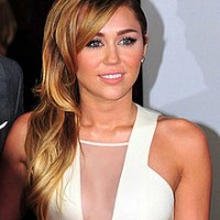 miley cyrus new hair