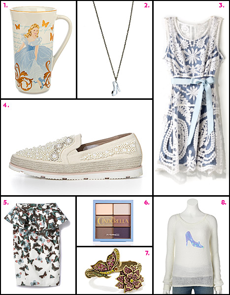 Shop Us editors' fave fashion and beauty products inspired by the Cinderella film!