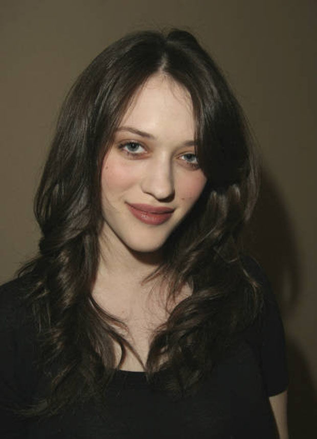 Kat Dennings at the 2006 Oscars gifting suite.