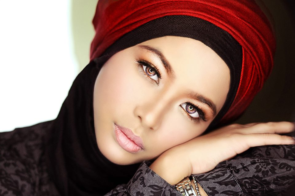 make with hijab tutorial (14)