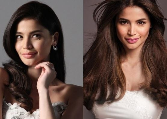 anne curtis hairstyle and hair color