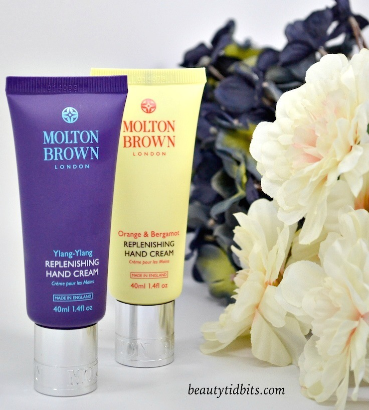Molton Brown Replenishing Hand Cream is perfect for those who fancy a decadent pick-me-up treat during their busy schedules at work, home or on-the- go! The wonderfully-scented, luxe formula absorbs in seconds for delectably soft & moisturized hands with temptingly sweet aromas. Just pop one in your hand bag for that little piece of luxury wherever you are!