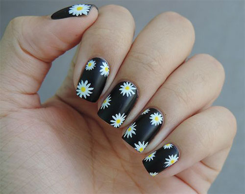 15 Easy Spring Nail Art Designs Ideas Trends Stickers 2015 7 15 Easy Spring Nail Art Designs, Ideas, Trends & Stickers 2015