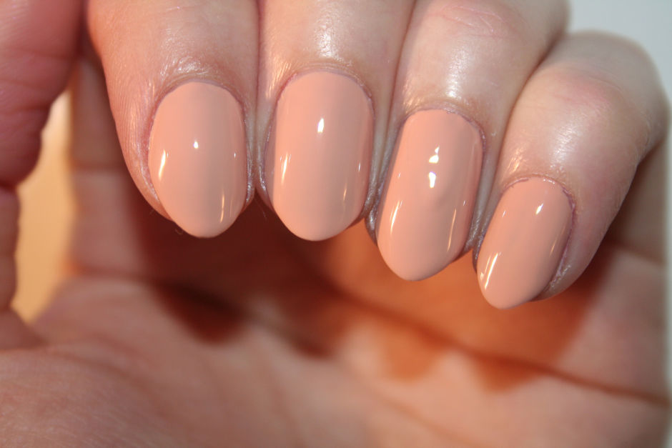 Essie Nail Polish in Perennial Chic.