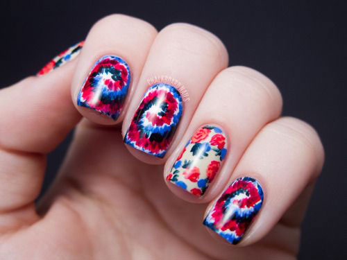 18 Best Spring Nail Art Designs Ideas Trends Stickers 2015 6 18 Best Spring Nail Art Designs, Ideas, Trends & Stickers 2015