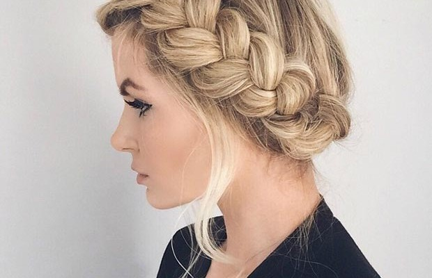 50 Cute and Fashionable Updos for Prolonged Hair | Beauty