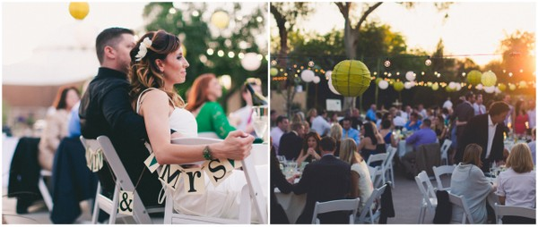 Green Outdoor Wedding Theme