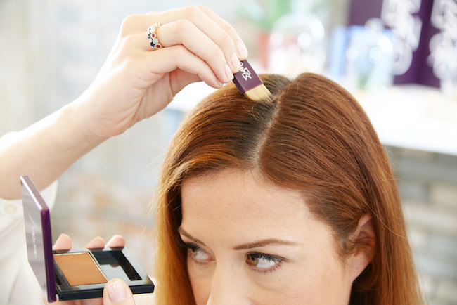 make your hair color last longer with root touch ups!
