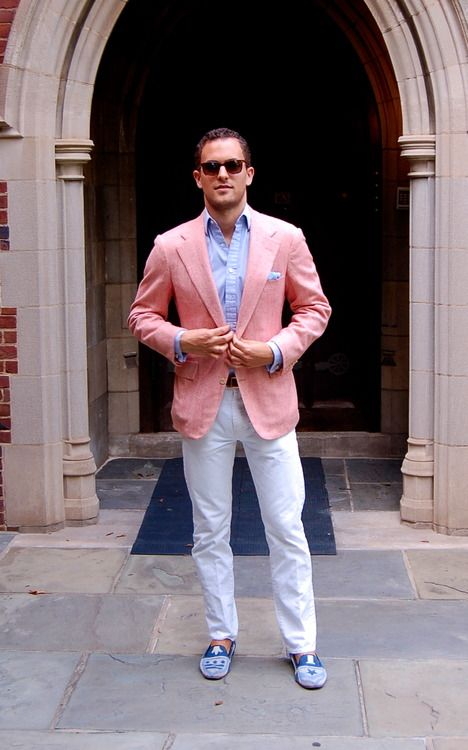 Cute Preppy outfits for men (15)