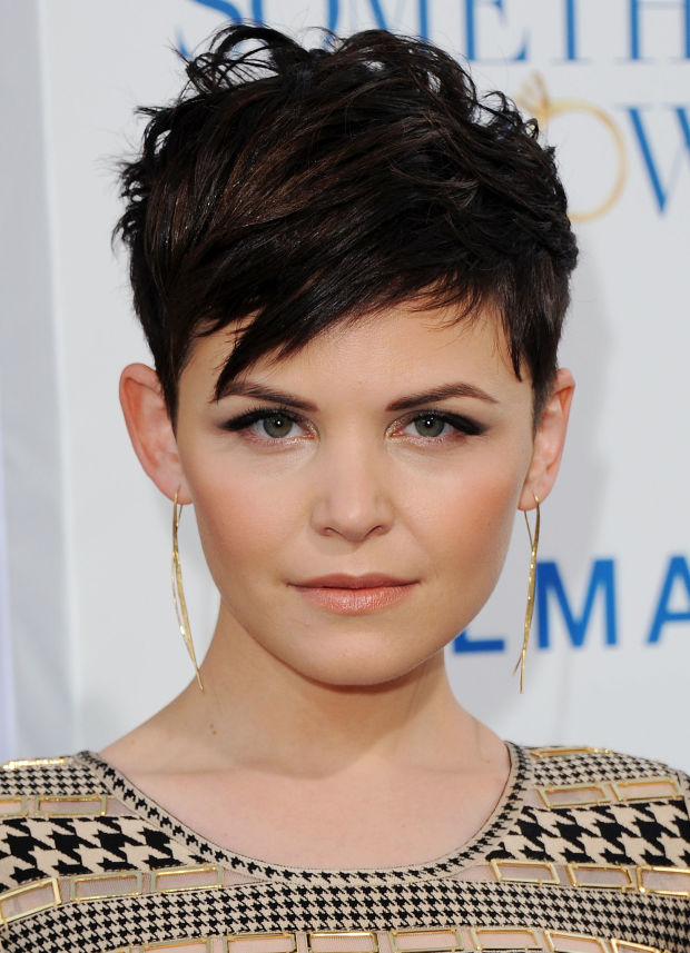 Ginnifer Goodwin at the 2011 premiere of 'Something Borrowed'.