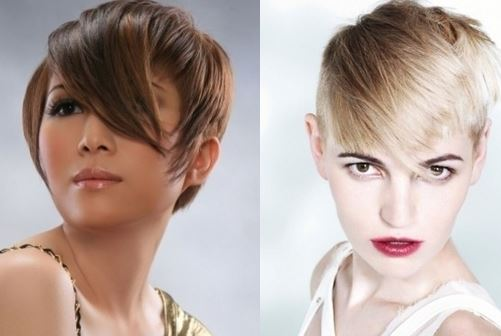 very short hairstyles 2015