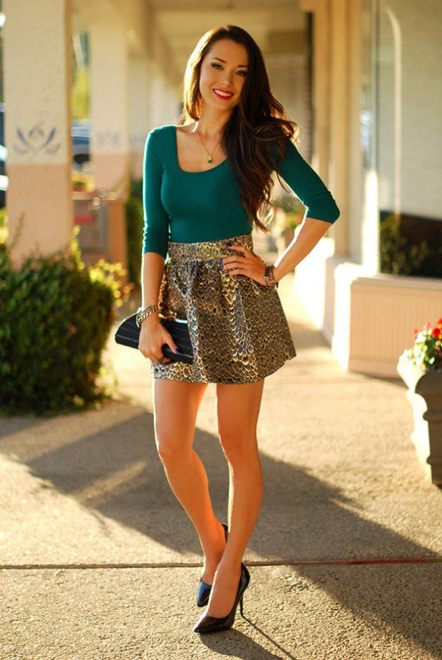 outfit ideas for St. Patrick Day (2)