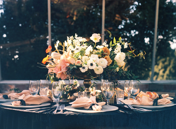 organic greenhouse wedding inspiration - photo by Adam Barnes http://ruffledblog.com/organic-greenhouse-wedding-inspiration