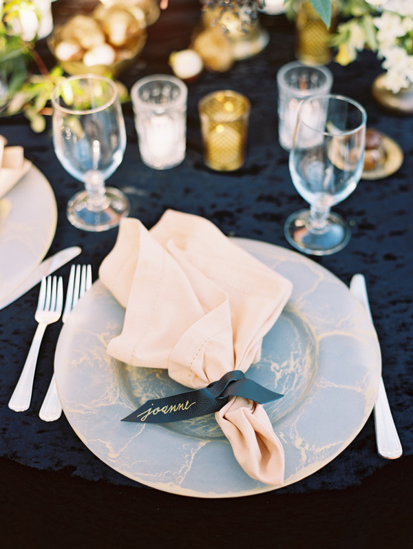 peach wedding inspiration - photo by Adam Barnes http://ruffledblog.com/organic-greenhouse-wedding-inspiration