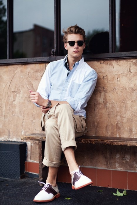 Cute Preppy outfits for men (3)
