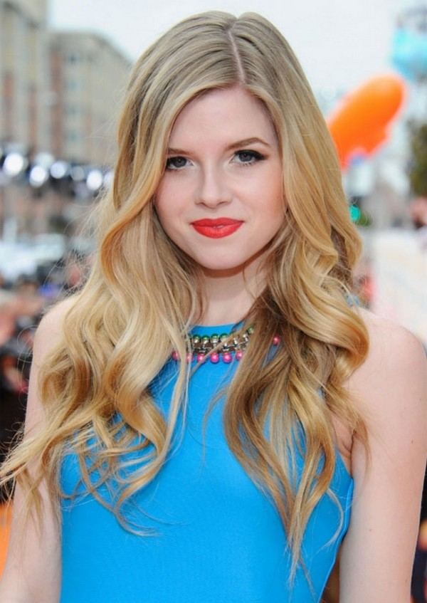 Beautiful Wavy Length Hairstyles 2015