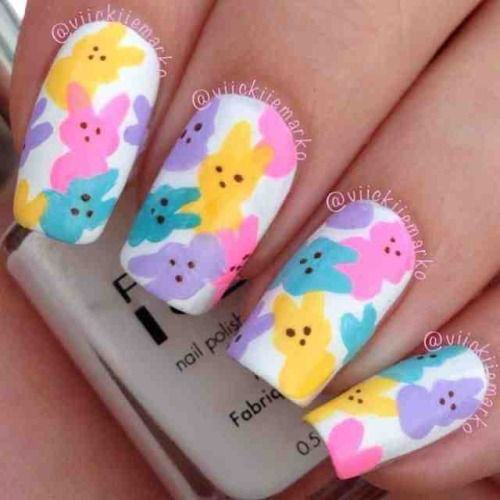 Inspiring Easter Acrylic Nail Art Designs Ideas Trends Stickers 2015 3 Inspiring Easter Acrylic Nail Art Designs, Ideas, Trends & Stickers 2015