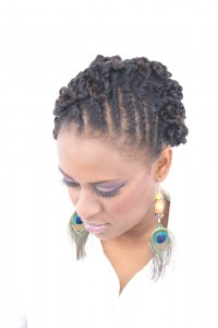 Natural Twists Hairstyles