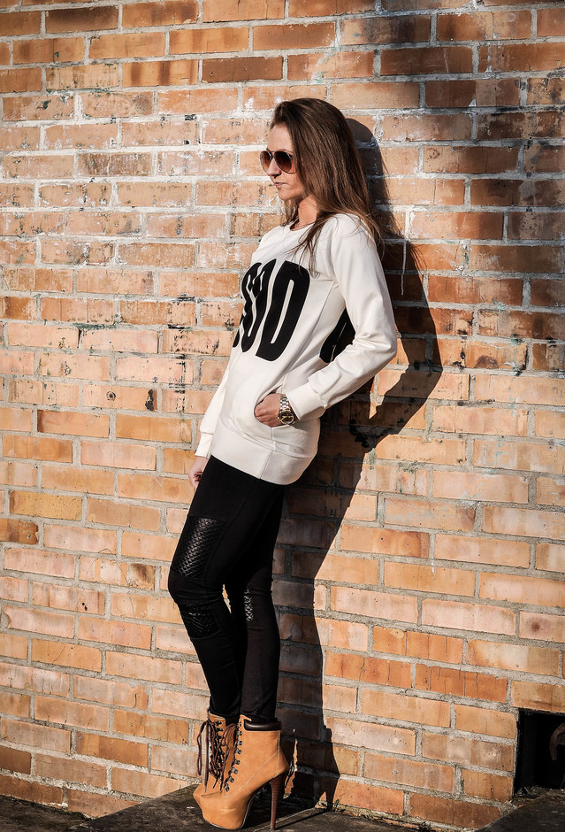 cute outfits to wear with platform boots (1)