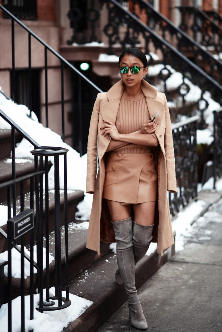camel outfit Gorgeous Colors You Need to Add to Your Closet Right Now